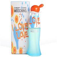 Moschino cheap and chic i love love 100ml